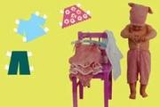 Çocuklarda Giyinme Alışkanlığı Kazandırma