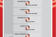 Körfez Yayınları Kolay YGS Matematik Seti